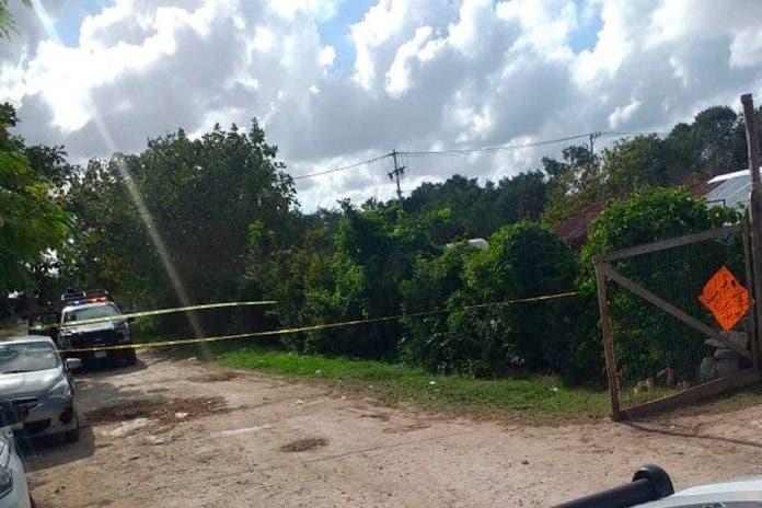 Policías rescataron a dos sujetos que iban a ser calcinados en un tambo