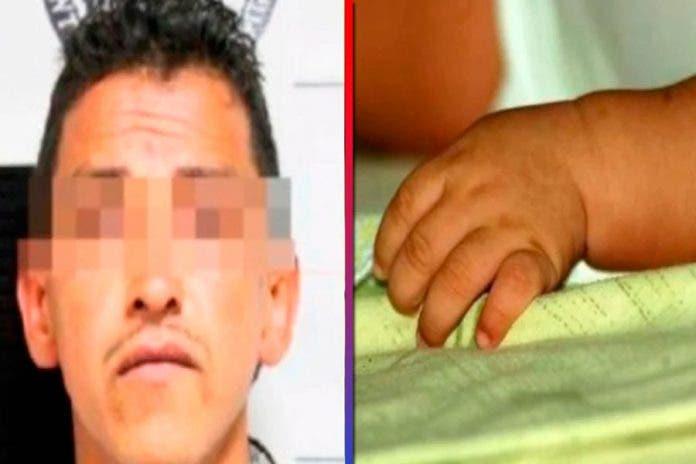 Madre descubre que Jorge abusó sexualmete de su bebé de 1 año