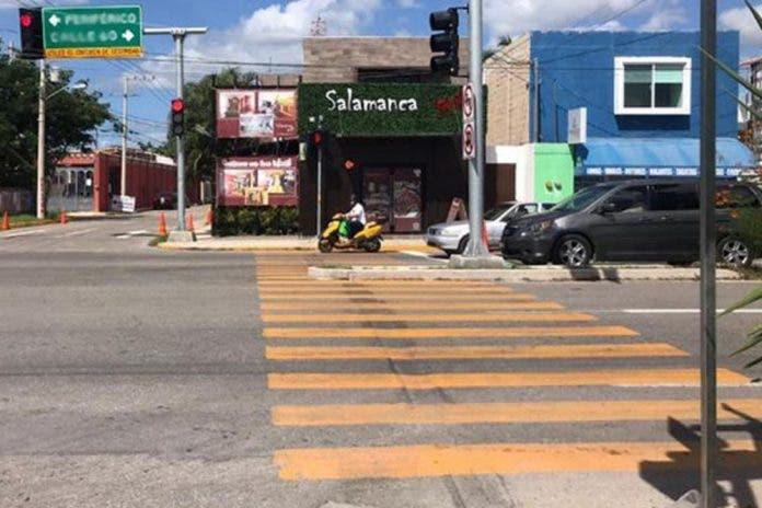 En Quintana Roo 20% de los peatones son atropellados por imprudencia