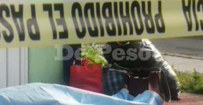mujer muere via publica chetumal