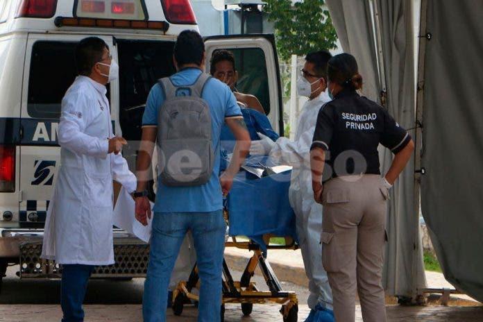 Hospitales COVID en Cancún superan 50% de ocupación