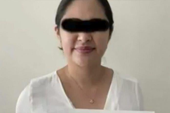 Esposo de diputada detenida tiene presuntos nexos con un grupo criminal