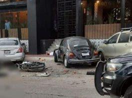 Investigan explosión en Salamanca