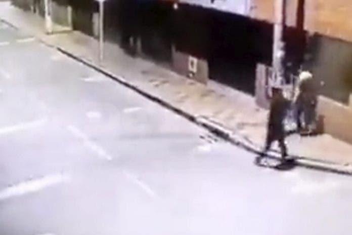 Ladrones son asaltados