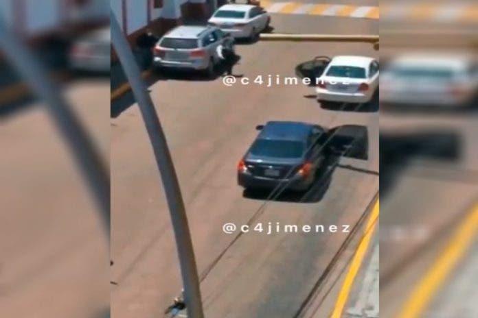 Video: Uniformados abaten a delincuente durante enfrentamiento armado