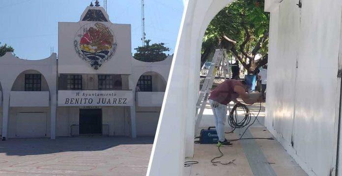 Palacio Municipal Cancún