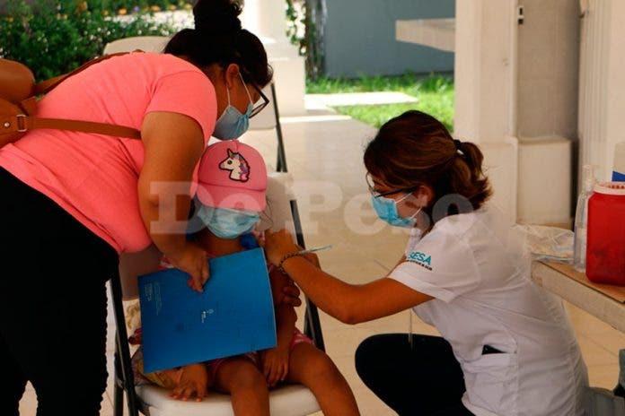 Este viernes arranca el registro para vacunación covid de niños