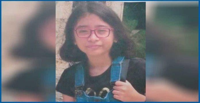 Desaparece Alejandra de 10 años en Cancún