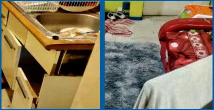 Encuentra a familia muerta en departamento, entre ellos un niño de 3 años