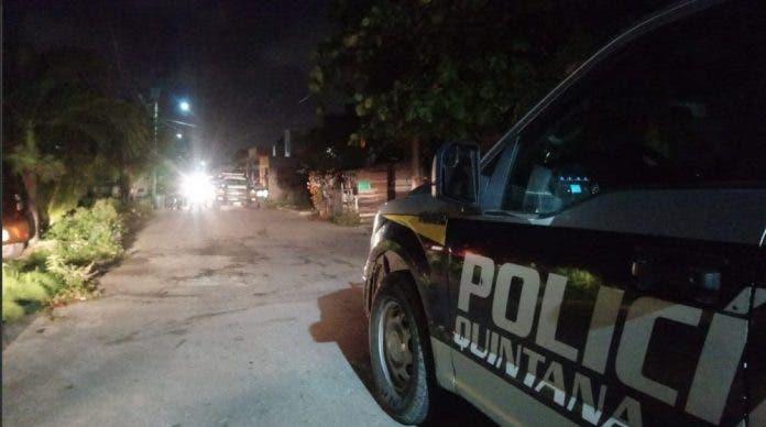 Asesinan menor Puerto Morelos