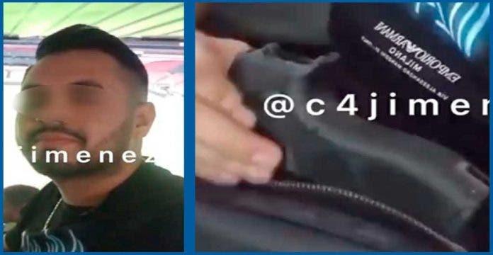 """Hombre entra al Estadio Azteca con pistola para """"matar americanistas"""""""