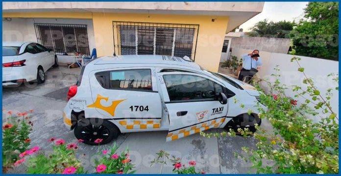 Continúa detenido taxista que atropello a niño de 3 años