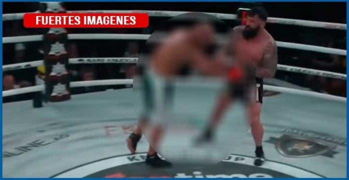 Boxeador Justin Thornton muere tras golpiza en el ring